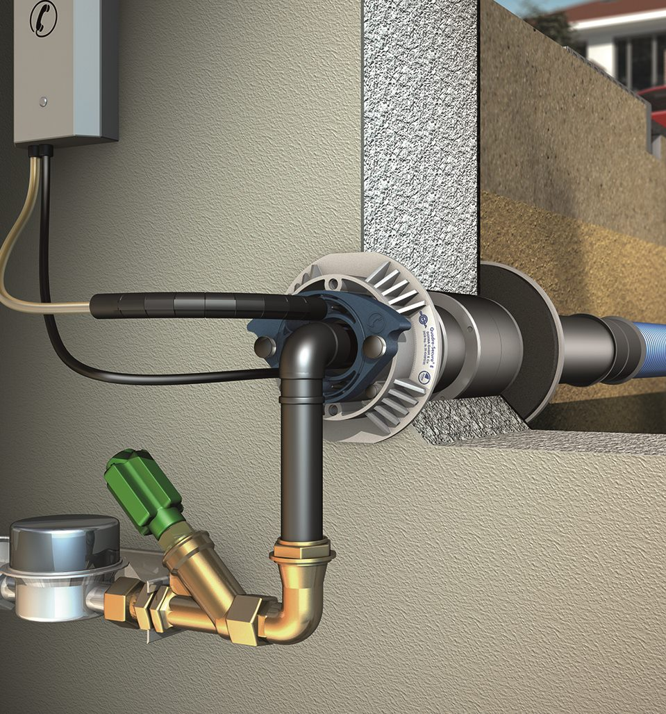 DOYMA Einsparte (Strom+TK / Wasser+TK) Bauherrenpaket (mit Keller)
