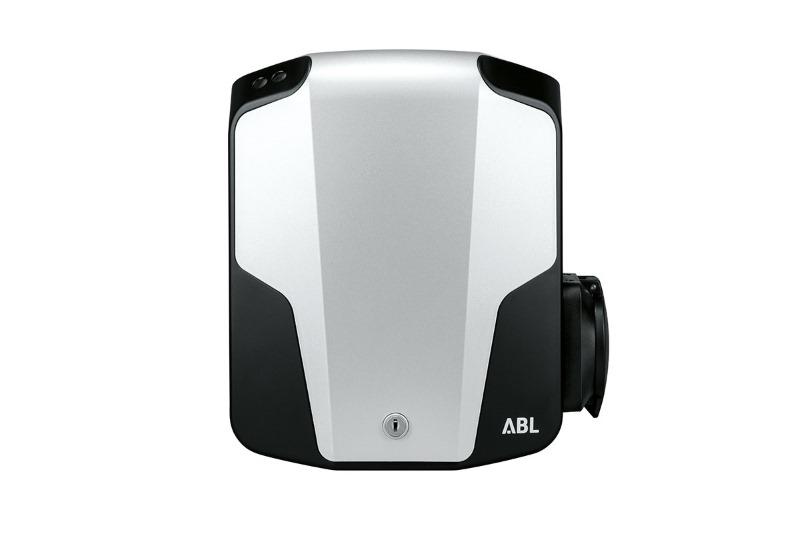 ABL Wallbox eMH1 mit Typ 2-Steckdose (bis 22 kW)