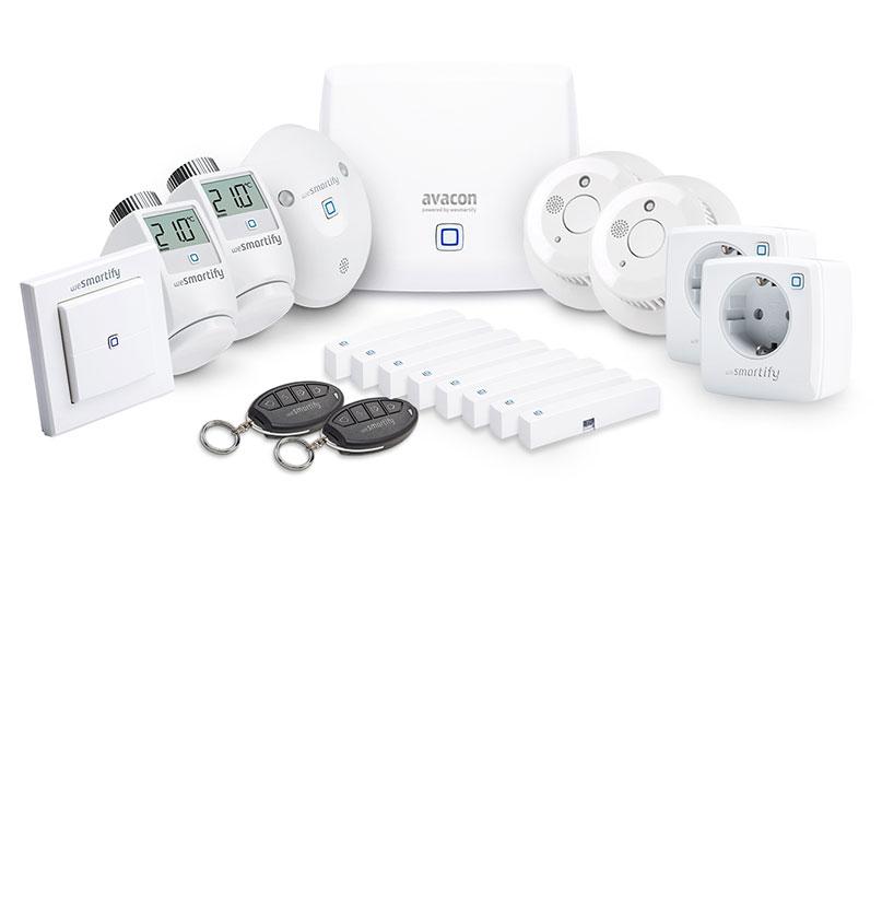 Starter-Set Sicherheit, Heizung & Licht