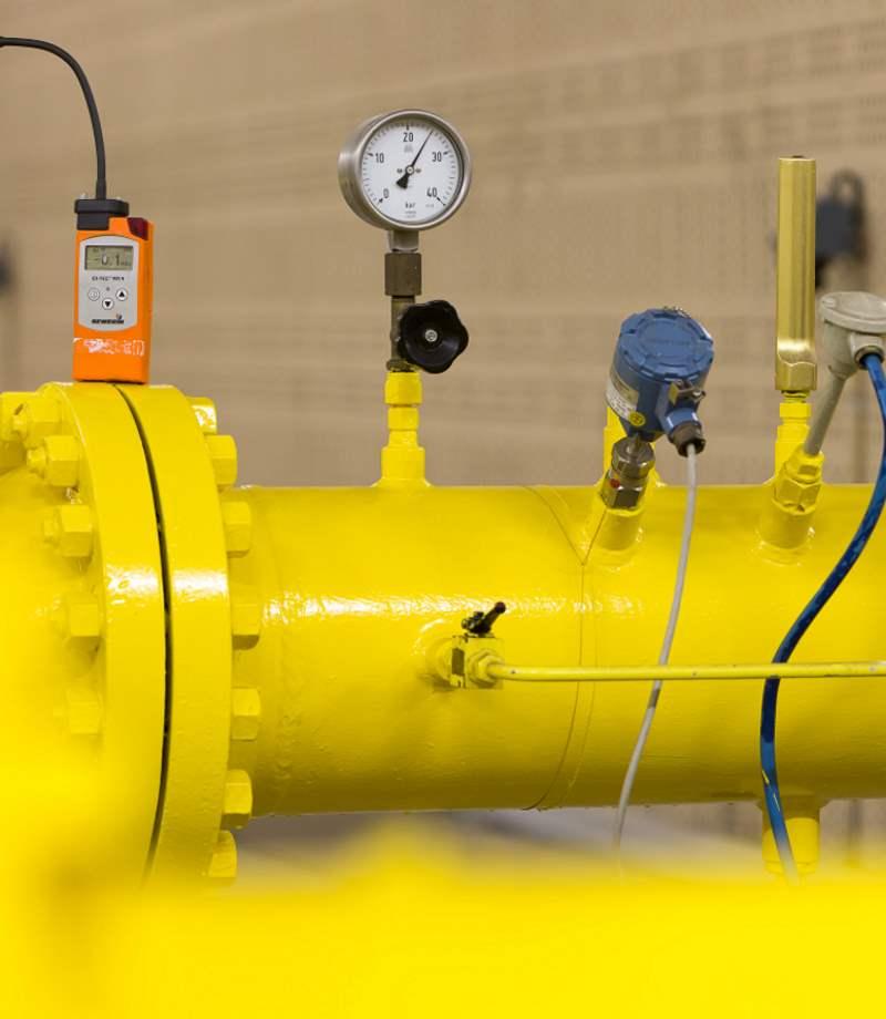 Lehrgang Netzmonteur Gas / Wasser