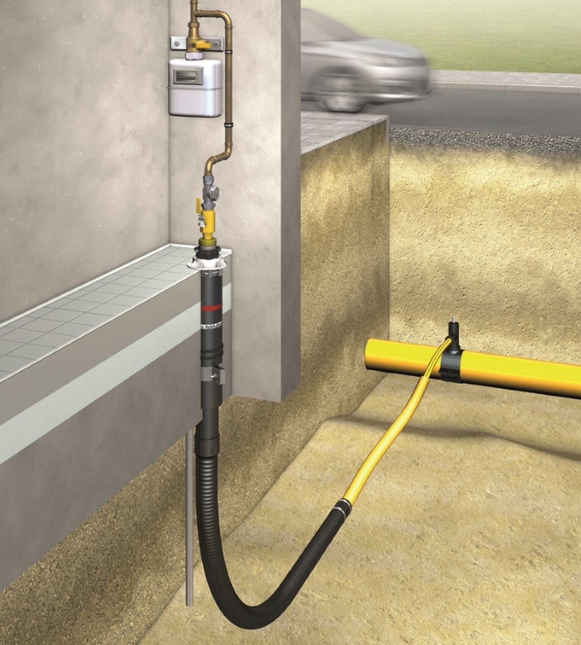 DOYMA Einsparte (Gas) Bauherrenpaket (ohne Keller)