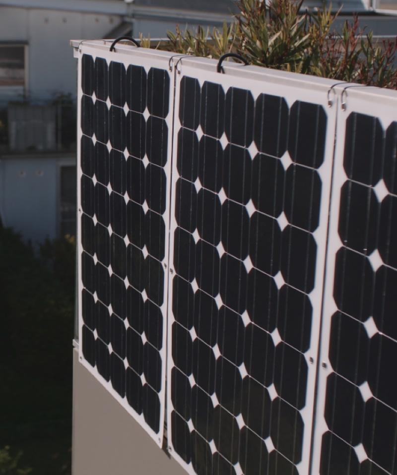 EET Solarmodul LIGHTMATE B+