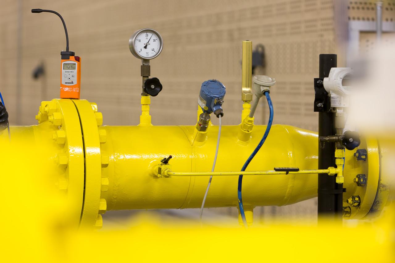 Verteilnetztechniker Handlungsfeld Gas