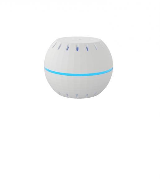 Shelly H&T Temperatur- und Luftfeuchtigkeitssensor weiß