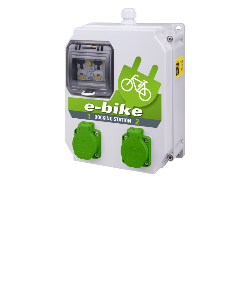 PCE E-Bike Ladestation